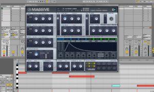 Massive bass screenshot